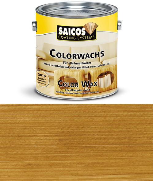 Цветной декоративный воск SAICOS Colorwachs 075л
